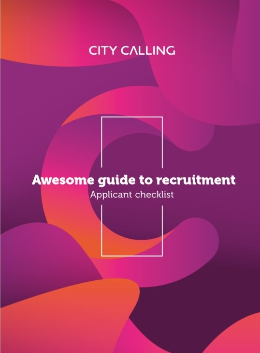 Applicant Checklist - Awesome Guide To Recruitment - City Calling