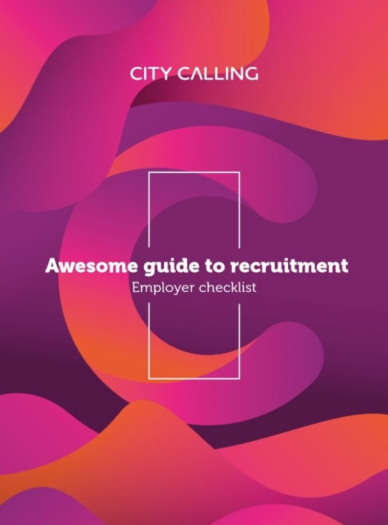 Employer Checklist, Awesome Guide To Recruitment - City Calling